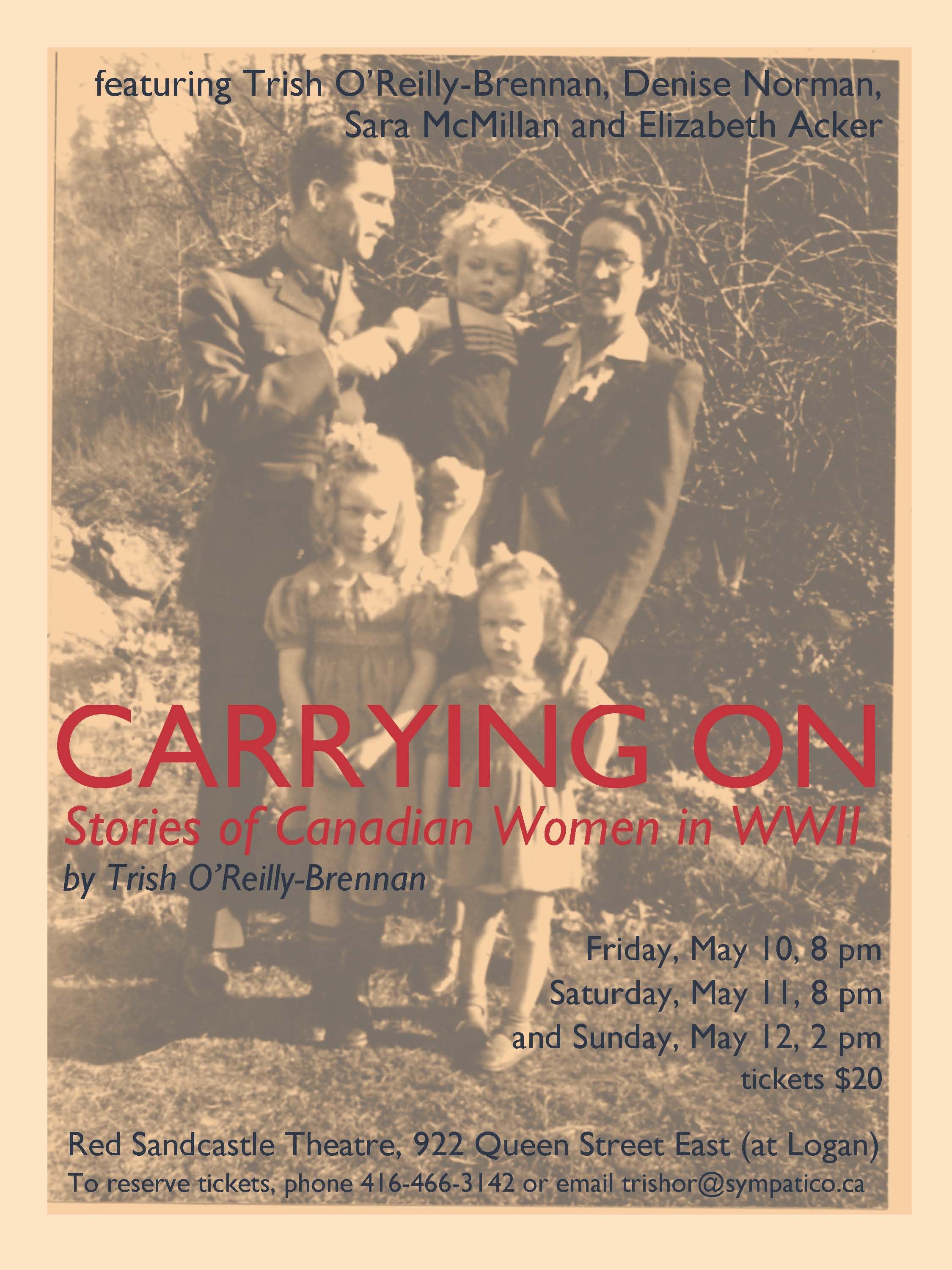 Carrying On poster_v.3