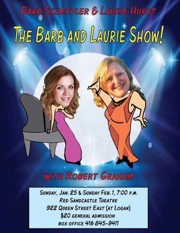 Barb and Laurie Show
